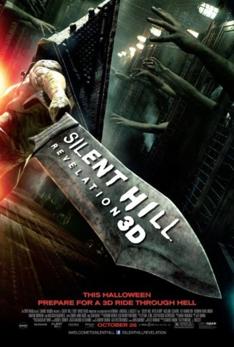 Pelicula Terror En Silent Hill 2 La Revelacion Silent Hill Revelation 3d