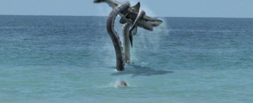 Sharktopus - Tráiler