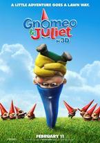 Gnomeo & Julieta