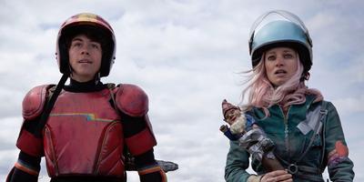 Tienes que ver el nuevo trailer de Turbo Kid