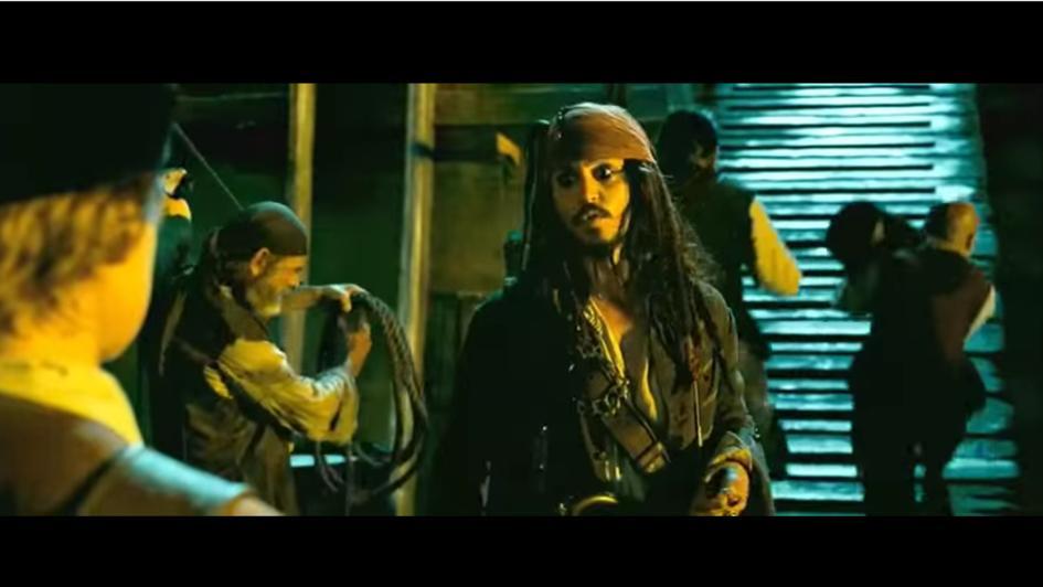 Piratas Del Caribe El Cofre De La Muerte Tráiler Oficial Tomatazos