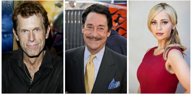 Ponle rostro a estos famosos actores de voz