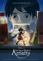 Arrietty y el Mundo de los...