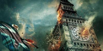 Checa las primeras imágenes de London Has Fallen