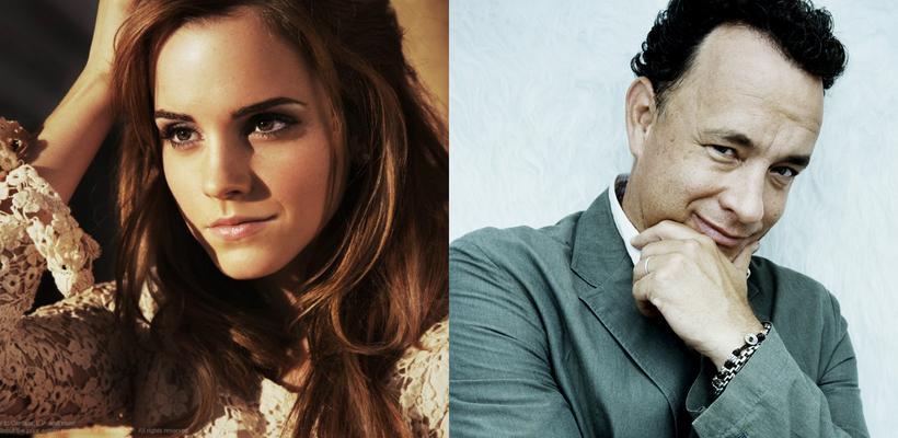 Emma Watson hace equipo con Tom Hanks para The Circle