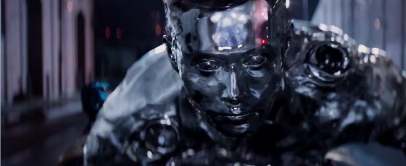 Clip - Terminator: Génesis - T- 1000