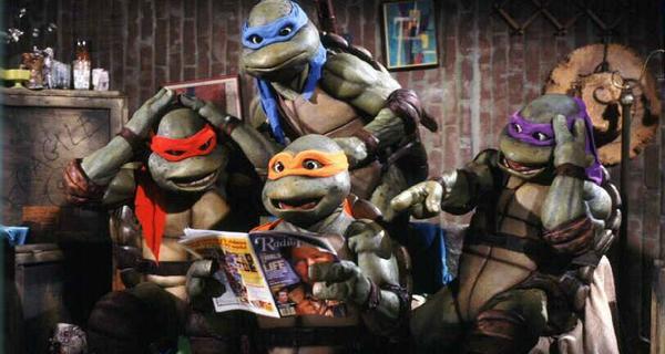 La Tortugas Ninja Trailer