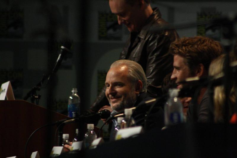 El director de la cinta Francis Lawrence