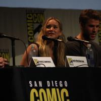 La protagonista de la película, Jennifer Lawrence