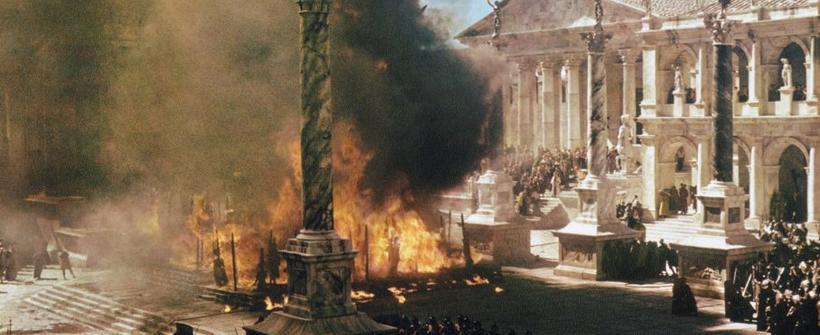 La Caída del Imperio Romano (Tráiler)