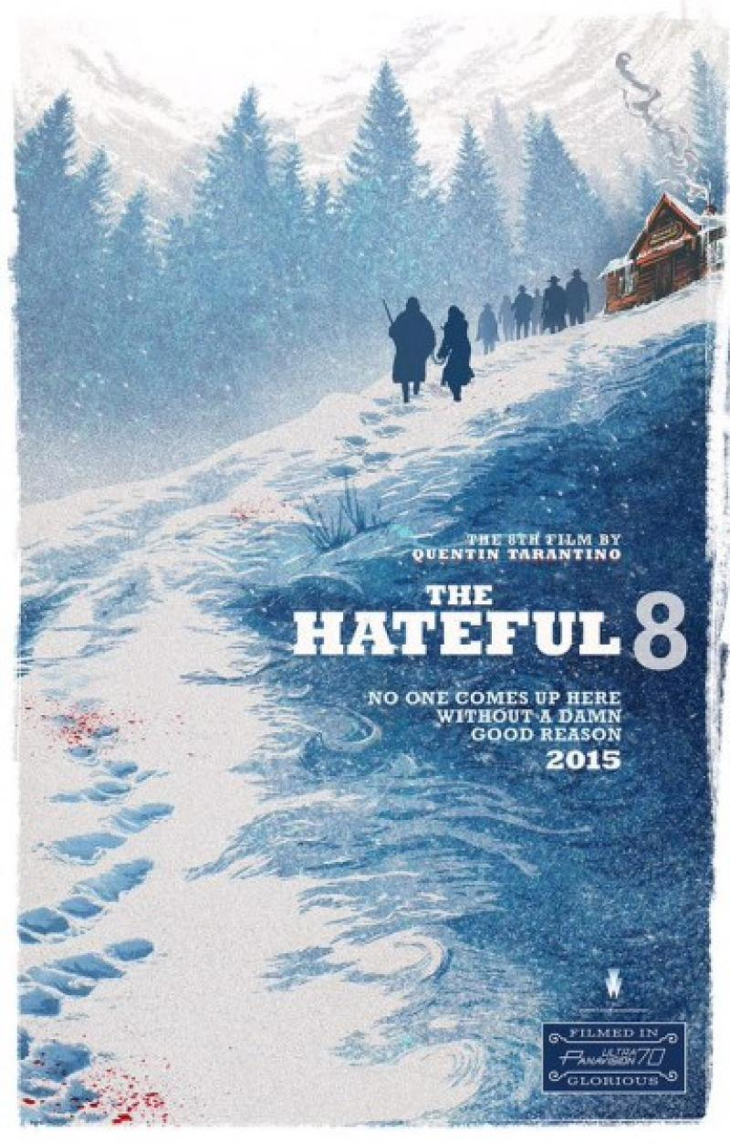 The Hateful Eight, 2015