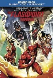 Liga de la Justicia: La Paradoja del Tiempo