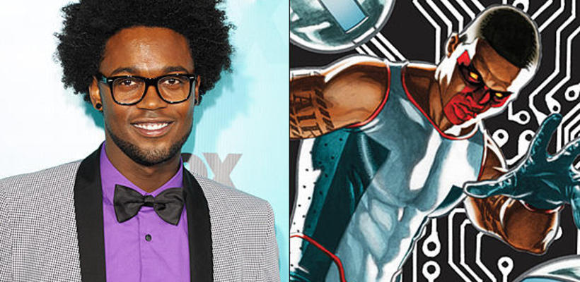 Echo Kellum será Mr.Terrific en la cuarta temporada de Arrow
