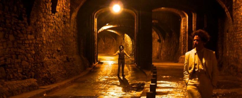 Trailer de la película Eisenstein en Guanajuato