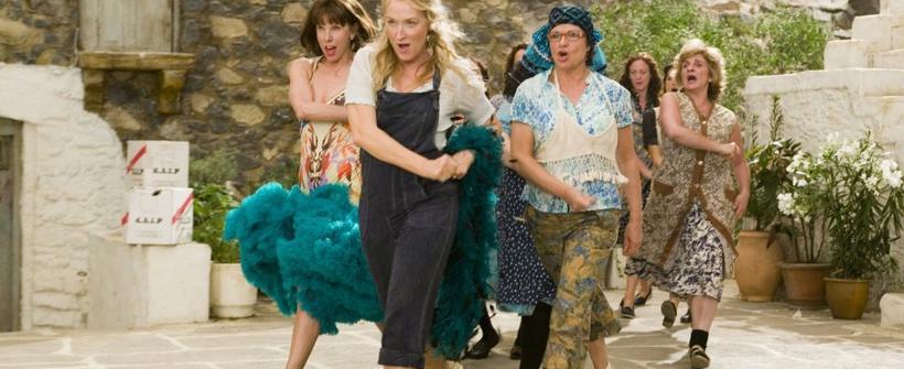 Mamma Mia! (trailer)