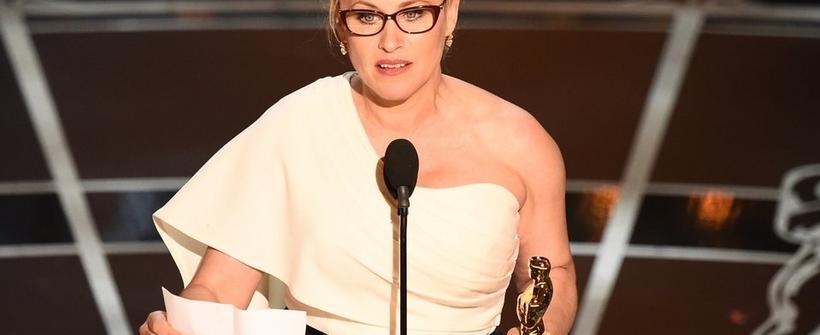 Discurso Patricia Arquette denuncia desigualdad salarial en Hollywood