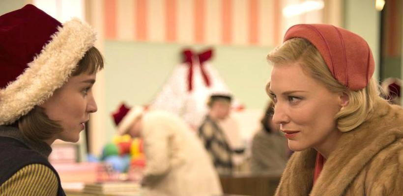 Llega el primer trailer de Carol