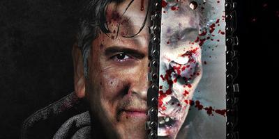¿Ya viste el nuevo trailer de Ash vs Evil Dead?