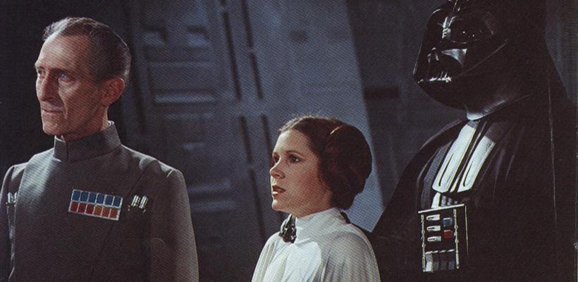 Star Wars: Rogue One busca revivir a los muertos