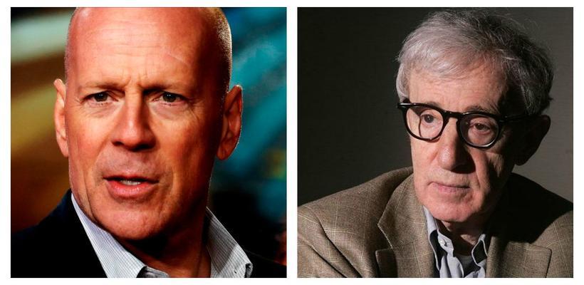 ¿Woody Allen corrió a Bruce Willis?