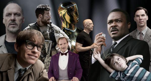 [b]Los nominados al Óscar a Mejor Película, en sólo 4 minutos[/b]