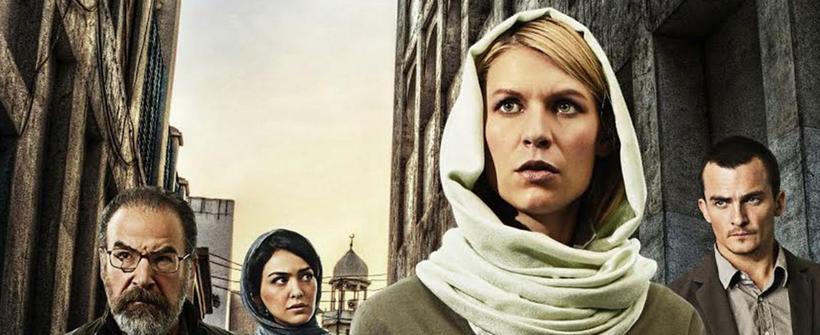 'Homeland', primer trailer de la quinta temporada