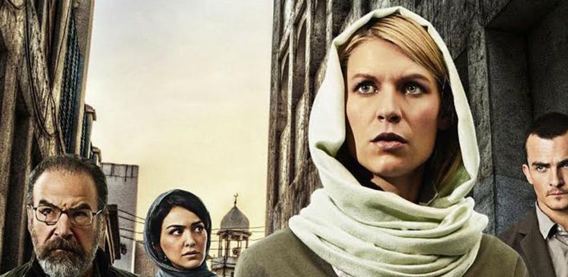 'Homeland' trailer de la quinta temporada
