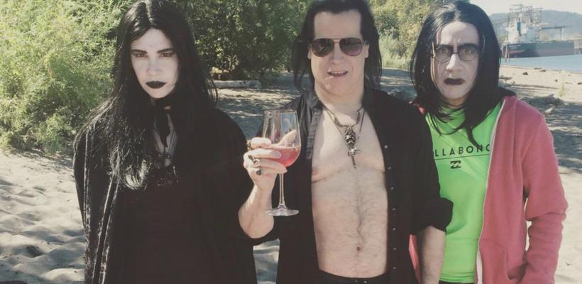 Glenn Danzig será invitado en Portlandia