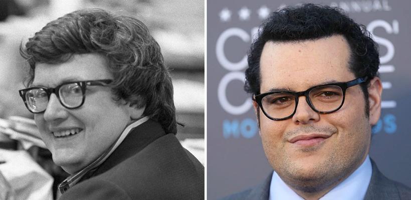 Josh Gad será Roger Ebert en Russ & Roger