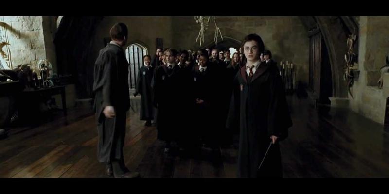Boggart - Harry Potter and the Prisoner of Azkaban (2004) Claro estos extraños entes capaces de tomar la forma de tus miedos más profundos responden a este personaje de la tradición popular.