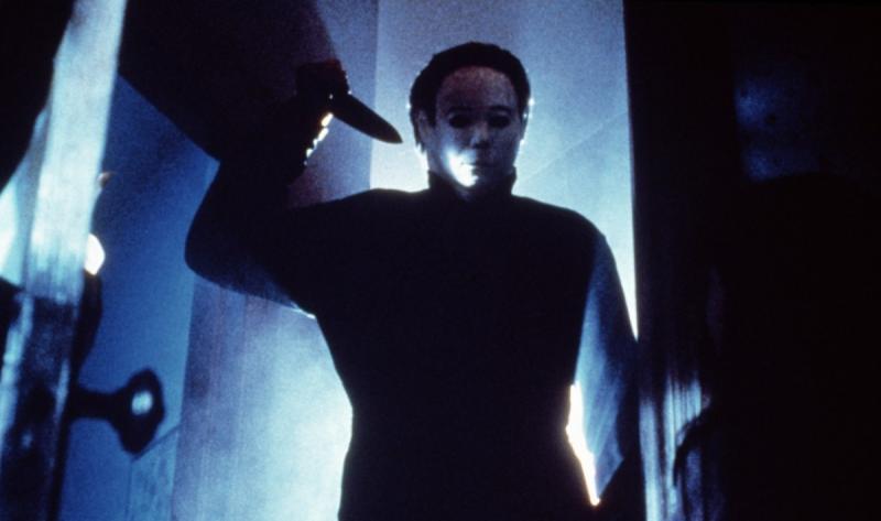 Michael Myers - Halloween (1978) Aunque no es un personaje sobrenatural, durante el desarrollo de la cinta los personajes llegan a referirse a Myers como Boogey Man