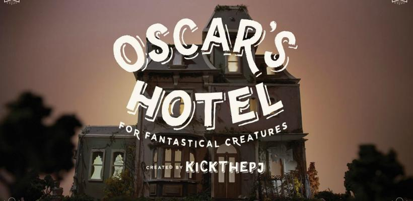 Vean el trailer de Oscar's Hotel For Fantastical Creatures