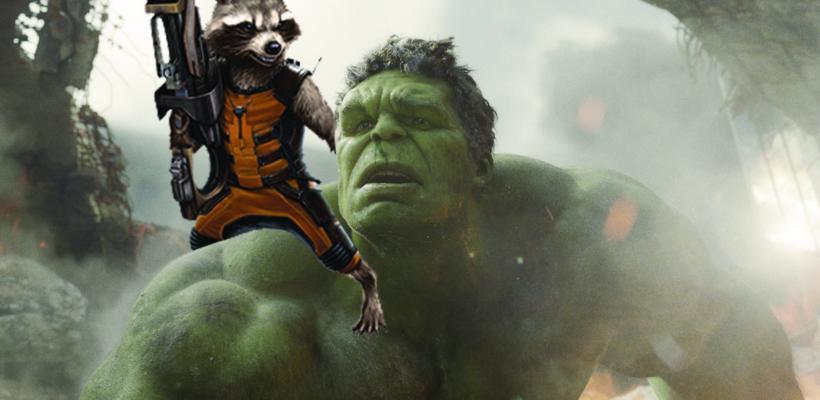 Hulk tampoco estará en Guardianes de la Galaxia 2