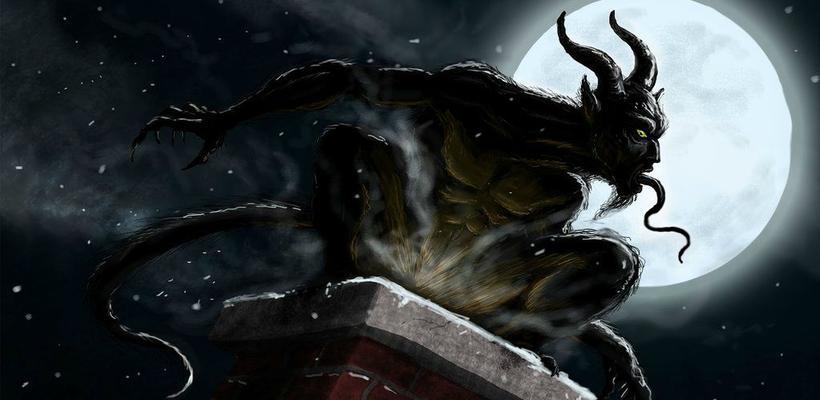 Nuevas imágenes de Krampus