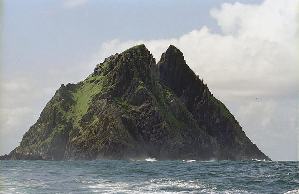 Isla Skellig Michael, Irlanda