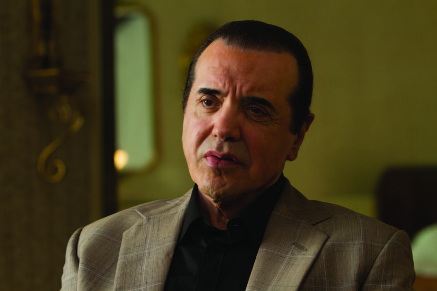Chazz Palminteri en Legend