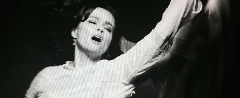 Helena Bonham Carter en el nuevo video de Bryan Adams