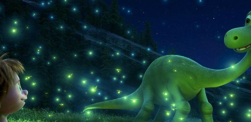 Llega el primer trailer de Un Buen Dinosaurio