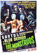 Santo El Enmascarado de Plata y...