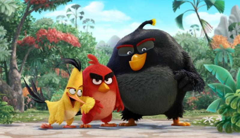 Photo by Columbia Pictures and Rovio - © Angry Birds & 2009 2014 Rovio Entertainment Ltd. All Rights Reserved.