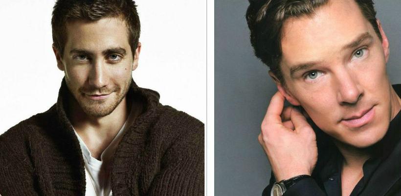 Jake Gyllenhaal y Benedict Cumberbatch en The Current War