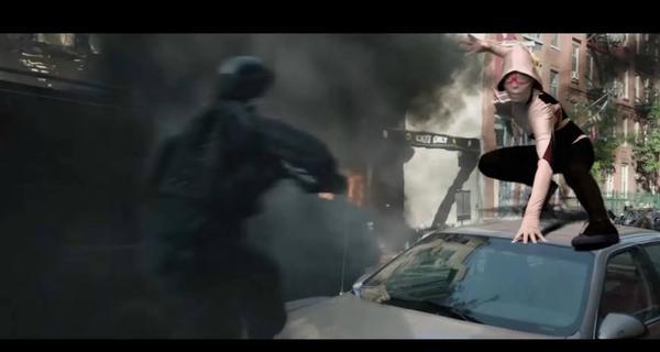 Spider-Gwen - Trailer fanmade