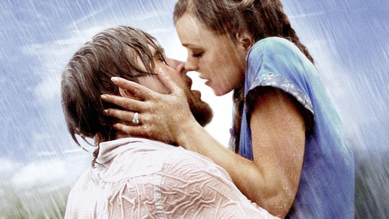 EL BESO EN LA LLUVIA (Diario de Una Pasión): Déjate seducir por el lado ñoño de la Fuerza. Si la lluvia te acompaña en San Valentín, será tu mejor aliada.