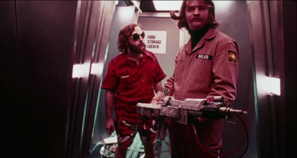 Dark Star (1974) - Trailer oficial