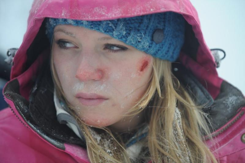 Muerte En La Montana: Muerte En La Montaña (Frozen) - Tomatazos