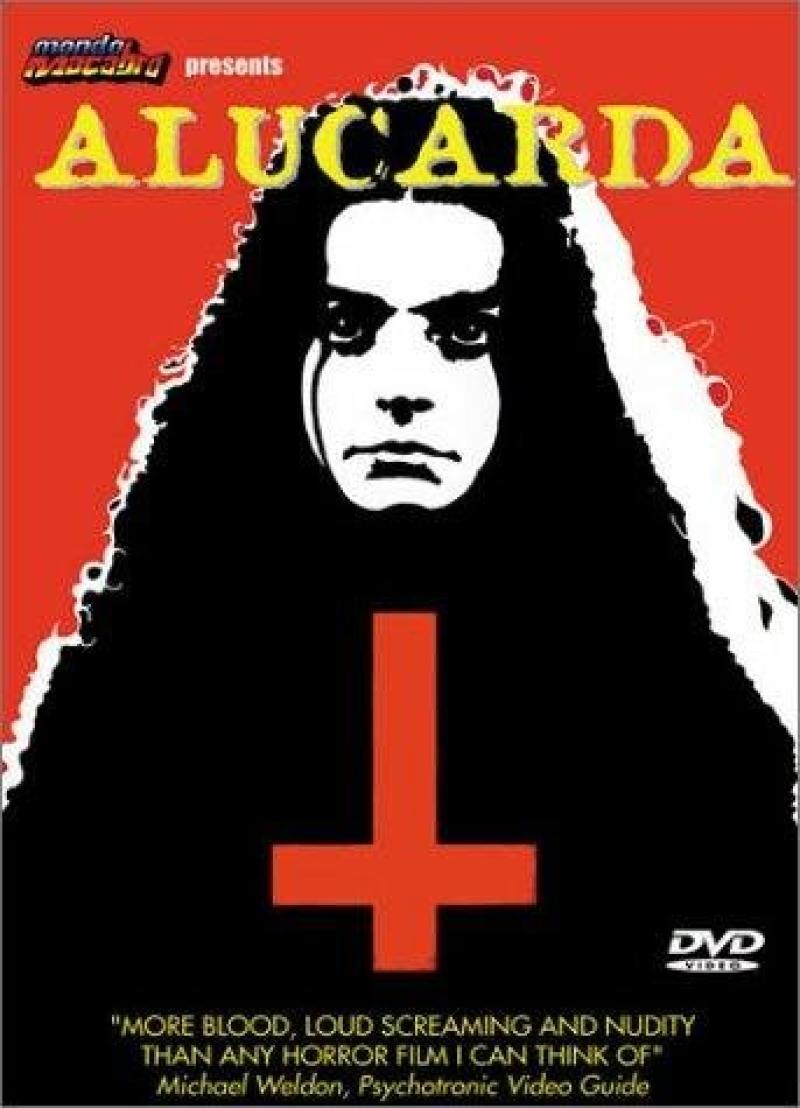 Poster de Alucarda (1978)