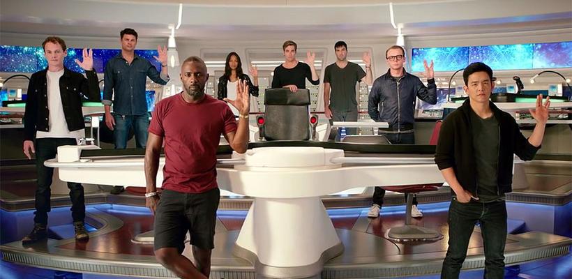 Nuevas imágenes del set de Star Trek Beyond