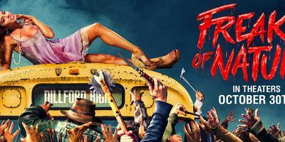 Zombies, vampiros y aliens en el trailer de Freaks of Nature