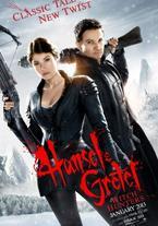 Hansel y Gretel: Cazadores de...