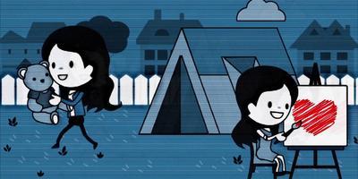 Actividad Paranormal: La Historia Animada